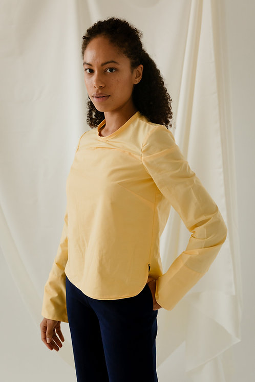 The Immaculata Blouse