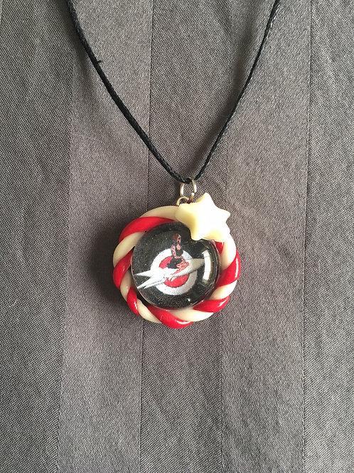 ROCKET Space Girl Peppermint Twist Necklace