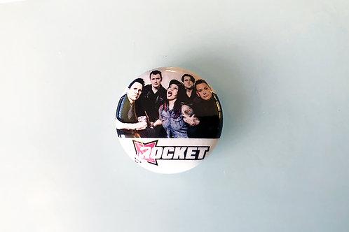 ROCKET Fashion Button