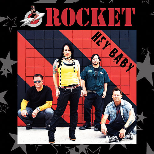 ROCKET Limited Edition Autographed Debut EP