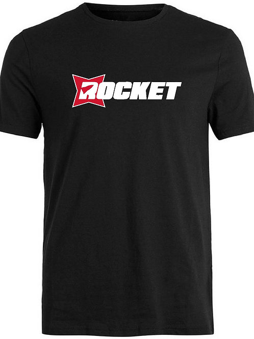 ROCKET Star Logo Men's T-Shirt