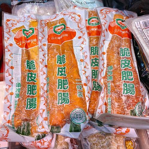 台灣脆皮肥腸 ($/包)00820