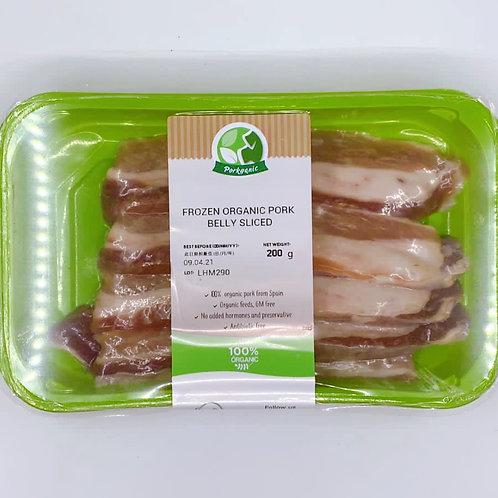 西班牙有機豬腩片($/包)00786
