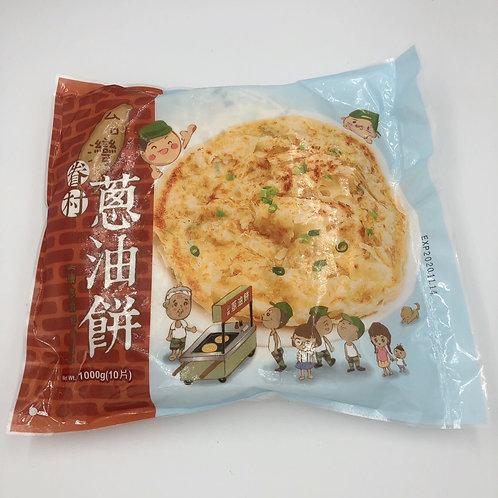 台灣眷村蔥油餅 ($/包)70808