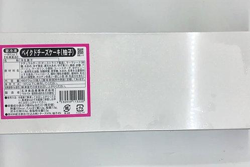 日本柚子芝士蛋糕 ($/盒)00843