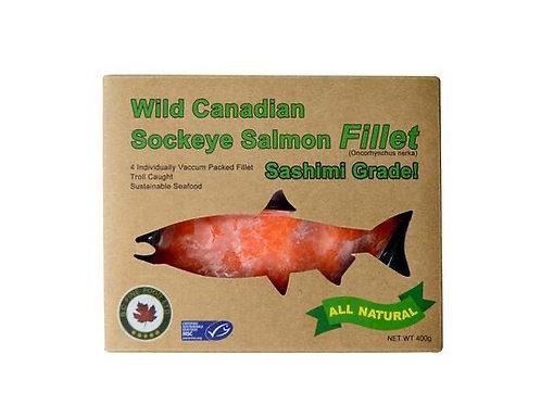 加拿大野生三文魚 ($/盒)70441