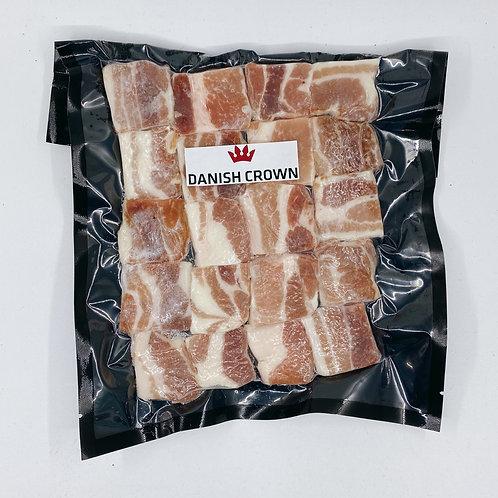 丹麥韓燒豬腩片 ($/磅) 00815