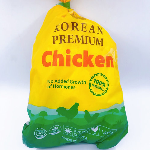 韓國無激素全雞 ($/隻)00691