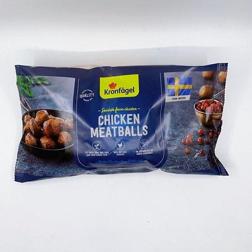 瑞典無激素雞肉丸 $/包 00570
