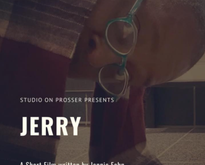 Not everyone's holiday is jolly... meet JERRY