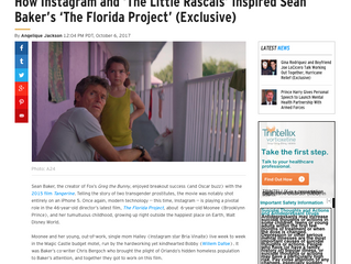ETonline EXCLUSIVE: How Instagram and 'The Little Rascals' Inspired Sean Baker's 'The Florida Projec