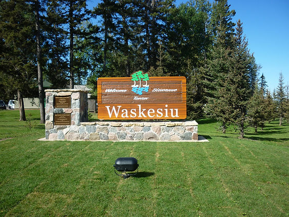 Welcome Waskesiu.JPG