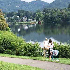 Landscape Painting Art Camp