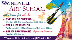 Art Classes for Adults