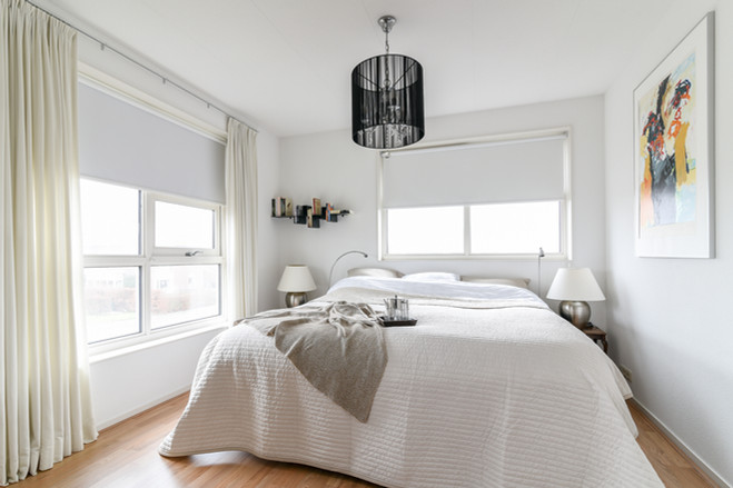 Slaapkamer | Vastgoed en Interieurfotografie