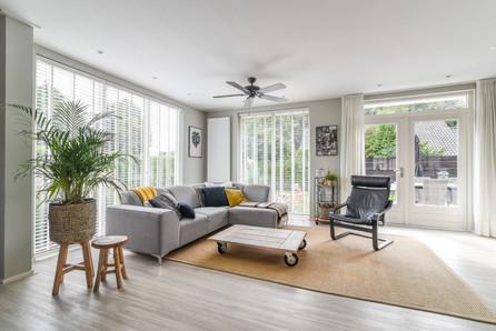 Interieurfotografie woonkamer verkoop woning