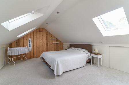Interieur fotografie slaapkamer