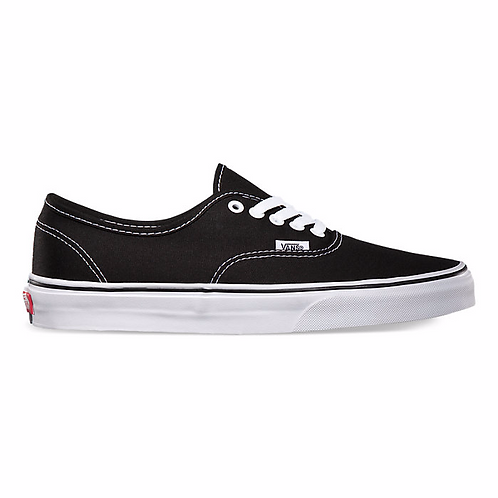 נעלי ואנס אוטנטיק שחור  |Vans authentic black XRUN ,ספורט לי ולך, טוקסיק