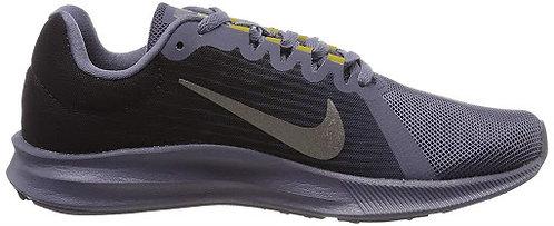 נייקי לריצה, נייקי לגברים, נעלי ריצה, נעלי אימון, נייקי אפורות ,nike downshifter 8 grey | נייקי דאושפיטר 8 אפור,908984-011 נ