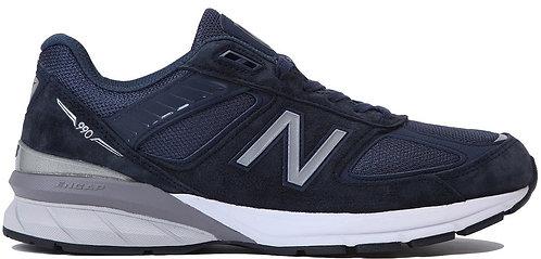 נעלי ניו באלאנס, ניו באלאנס 990, new balance 990  ניו באלאנס 990 כחול גבר | NEW BALANCE M990NV5 V5  נעליים אורטופדיות, נעליים