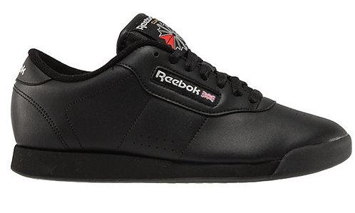 ריבוק קלסיק, ריבוק שחורות , ריבוק אופנה, ריבוק קלאסי  reebok classic, reebok classic leather  ריבוק פרינסס נשים שחור | J9536
