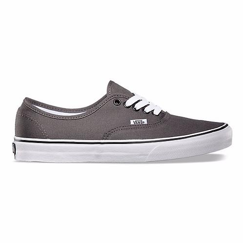 Vans authentic grey | נעלי ואנס אוטנטיק אפור