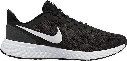 נייקי לריצה, נייקי לגברים, נעלי ריצה, נעלי אימון, נייקי שחורות Nike revolution, nike running , BQ3204-002, TOXIC.CO.IL, XRUN