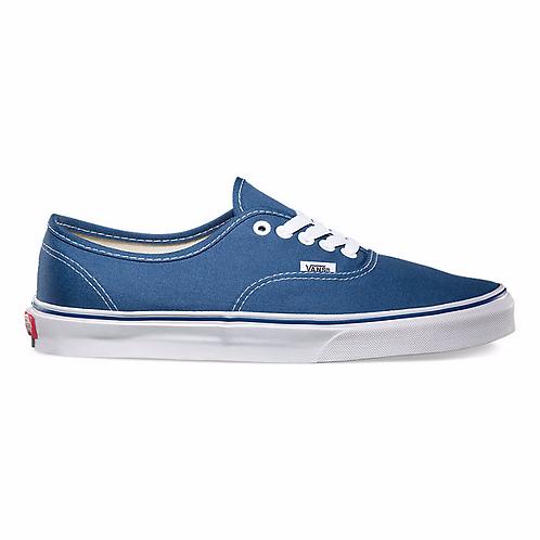 נעלי ואנס אוטנטיק כחול |Vans authentic pewter