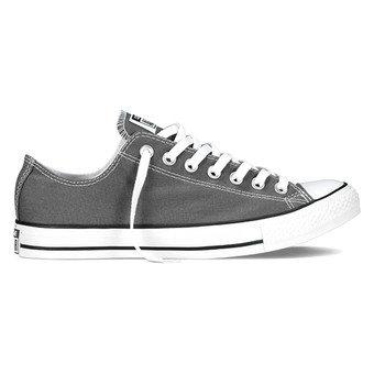 XRUN - ALL STAR converse charcoal low | נעלי אולסטאר אפורות נמוכות