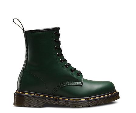 דר מרטינס, מרטינס ירוק, 1460 dr. martens, green martens, מגפיים לחורף, דוקס, green docs