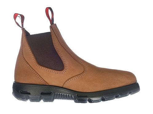 XRUN- נעלי רדבק חום   redback brown