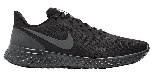 נייקי לריצה, נייקי לגברים, נעלי ריצה, נעלי אימון, נייקי שחורות Nike revolution, nike running , BQ3204-001, XRUN, ספורט לי ול