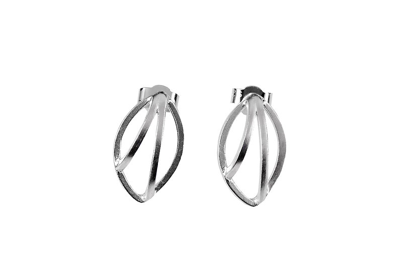 Sterling Silver Small Studs