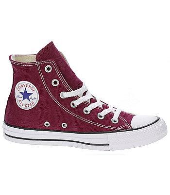 XRUN - ALL STAR converse hi maroon | נעלי אולסטאר גבוהות בורדו