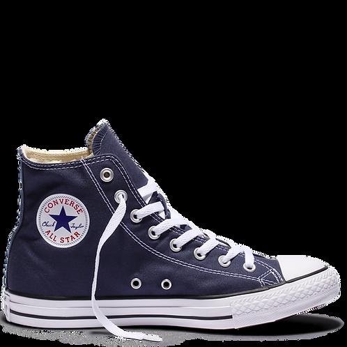XRUN - ALL STAR converse hi navy | נעלי אולסטאר גבוהות כחולות