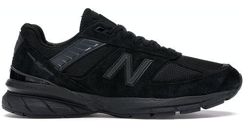נעלי ניו באלאנס, ניו באלאנס 990, new balance 990, ניו באלאנס שחורות  ניו באלאנס 990 שחור גבר | NEW BALANCE M990BB5 V5  נעליים