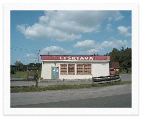 Liškiava store