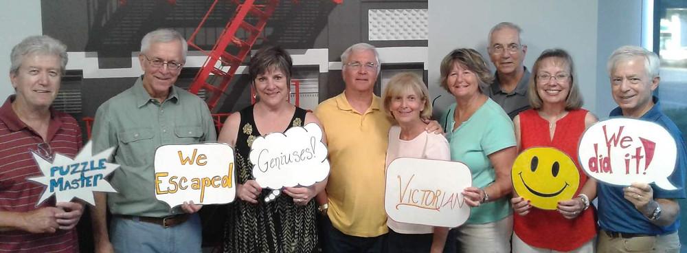 Seniors-having-fun-and-success-at-Escape-Room | Escapeocity