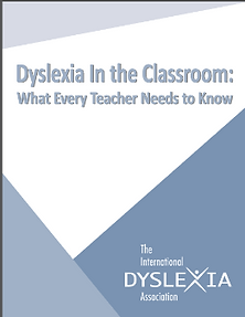 How to teach dyslexic students in the classroom, help for teachers, accommodations for dyslexic students, classroom help