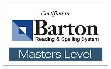 Barton Masters Certification