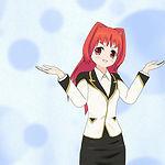 Bubble Anime Character