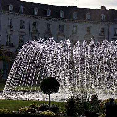 Place Jean-Jaurès, Tours, 2019