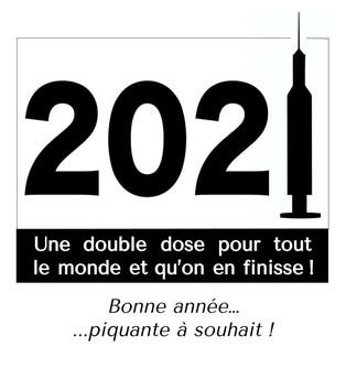 Vœux 2021 - 01/01/2021