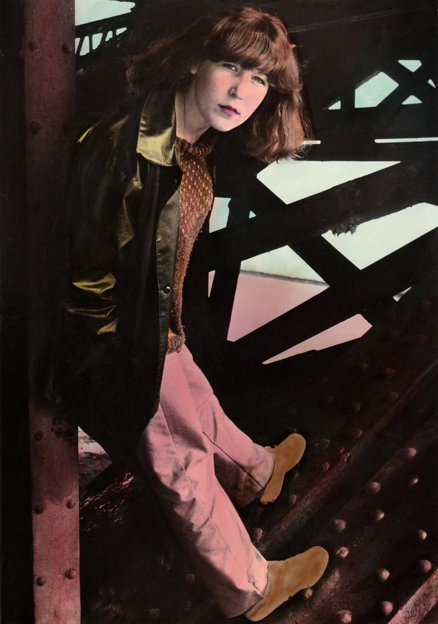 Anne 2 - couleurs pastel - 1978