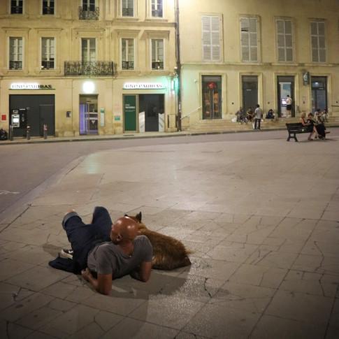 Place du Forum, Arles, 2018