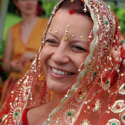 Marie-Éve - mariage à l'indienne, 2016