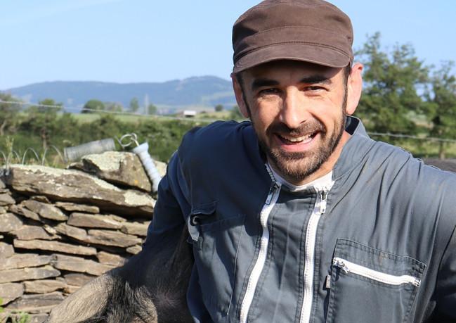 Gauthier, élevage biologique de cochons en plein air