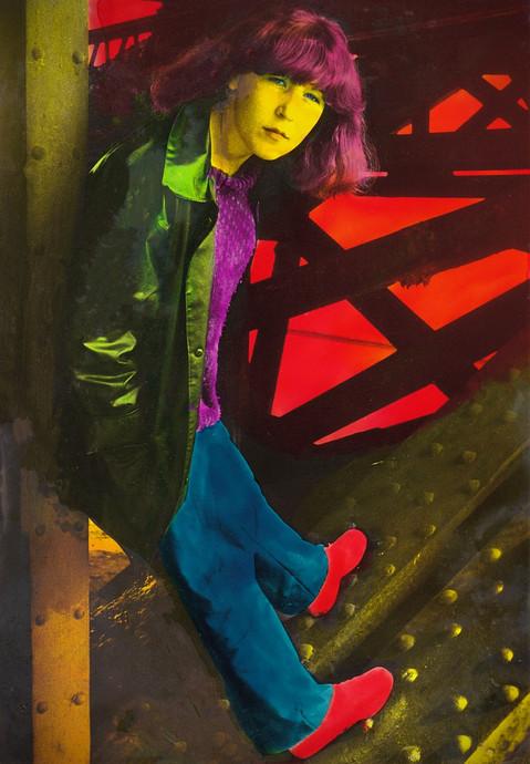Anne 3 - couleurs crues - 1978