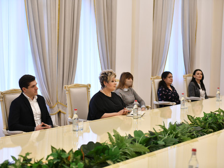 Հանդիպում ՀՀ նախագահ Սարգսյանի հետ