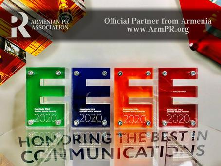 Հայկական Փի Ար ասոցիացիան և «Eventiada IPRA GWA» ստորագրել են համագործակցության հուշագիր
